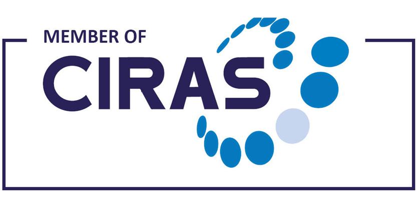 Stride - Accreditations and memberships - CIRAS