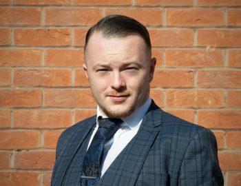 Spencer Gregson-Gray - Senior Consultant - Stride